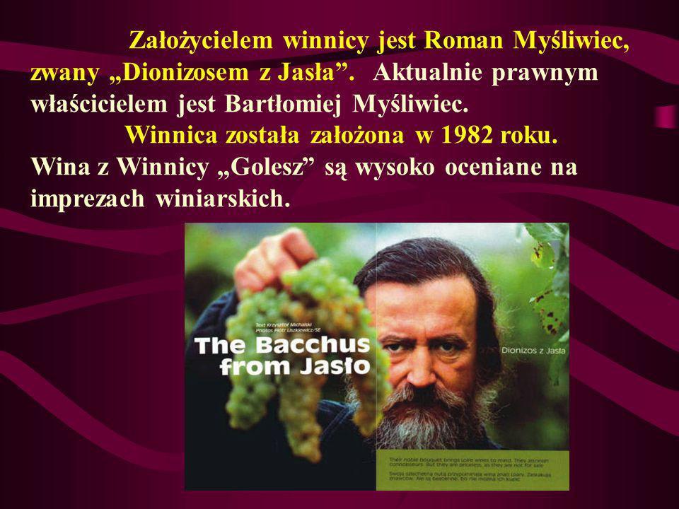 """zwany """"Dionizosem z Jasła . Aktualnie prawnym"""