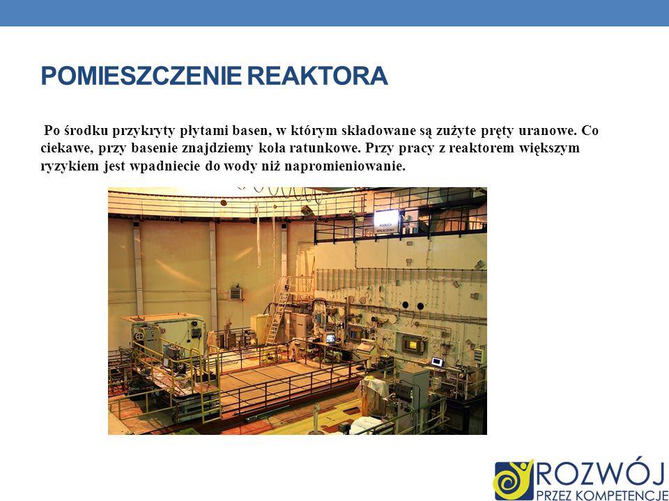 Pomieszczenie reaktora