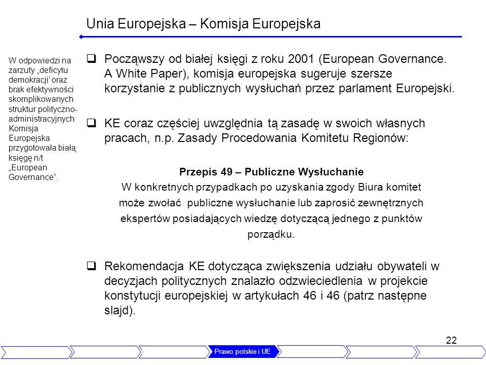 Unia Europejska – Komisja Europejska
