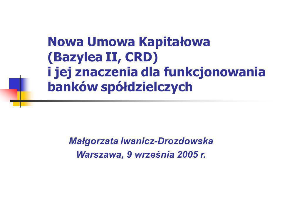 Małgorzata Iwanicz-Drozdowska