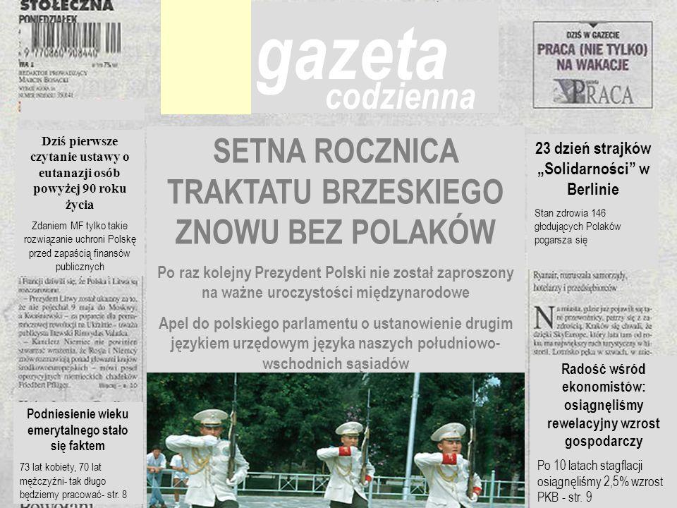 gazeta Gazeta codzienna