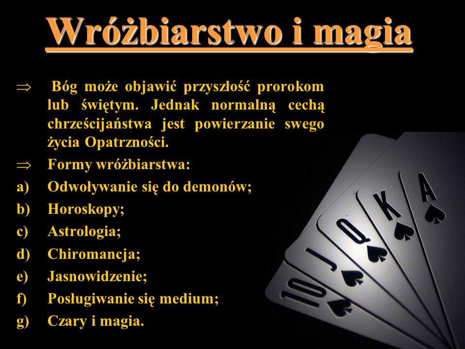 Wróżbiarstwo i magia