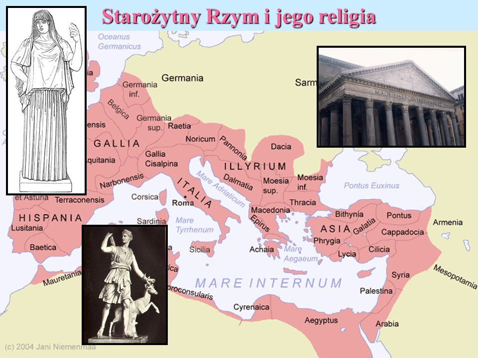 Starożytny Rzym i jego religia