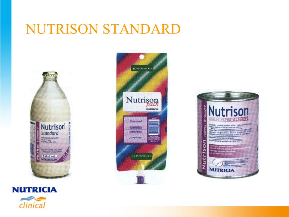 NUTRISON STANDARD