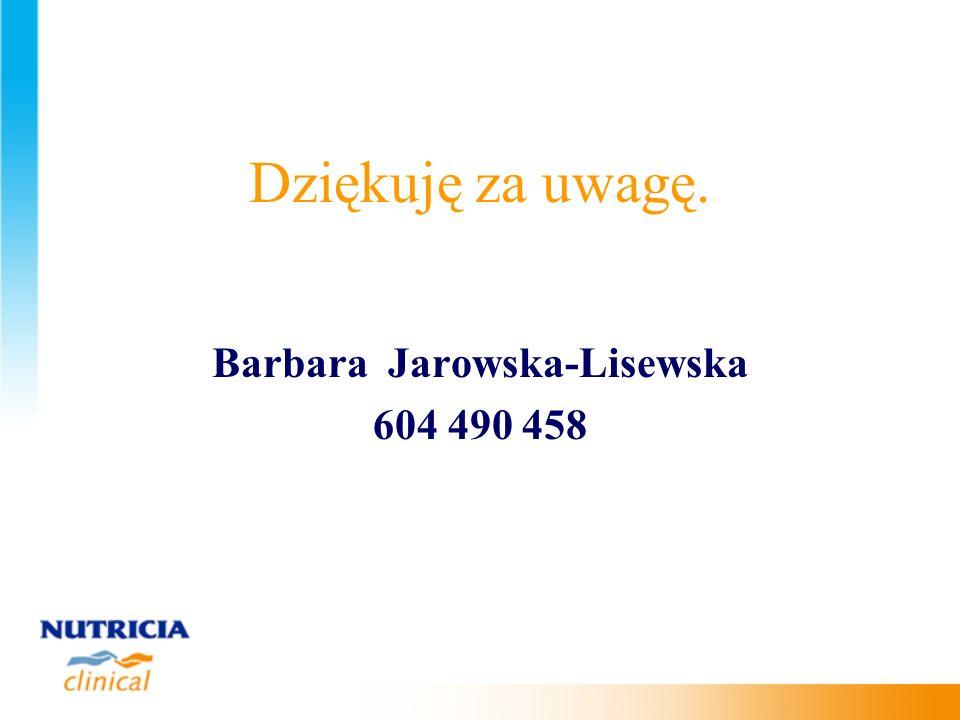 Barbara Jarowska-Lisewska