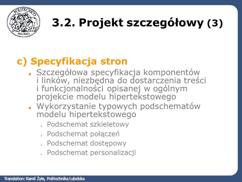 3.2. Projekt szczegółowy (3)