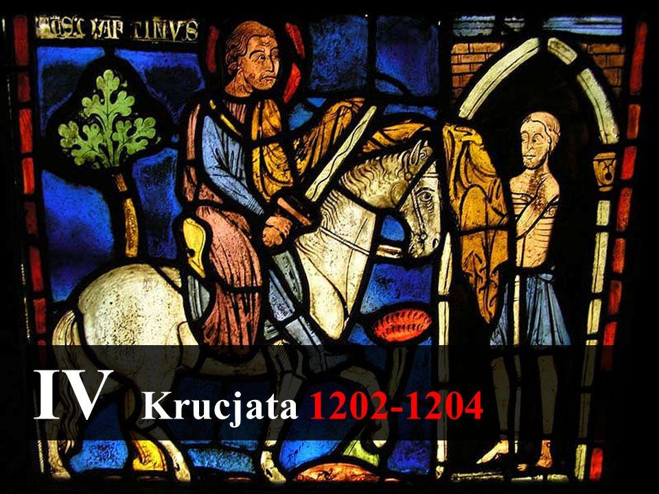 IV Krucjata 1202-1204