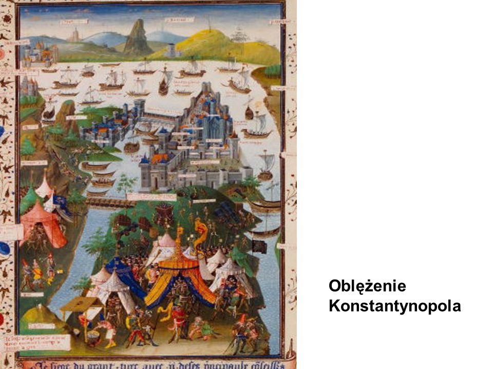 Oblężenie Konstantynopola