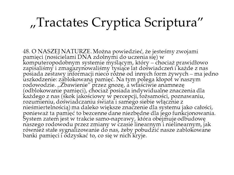 """""""Tractates Cryptica Scriptura"""