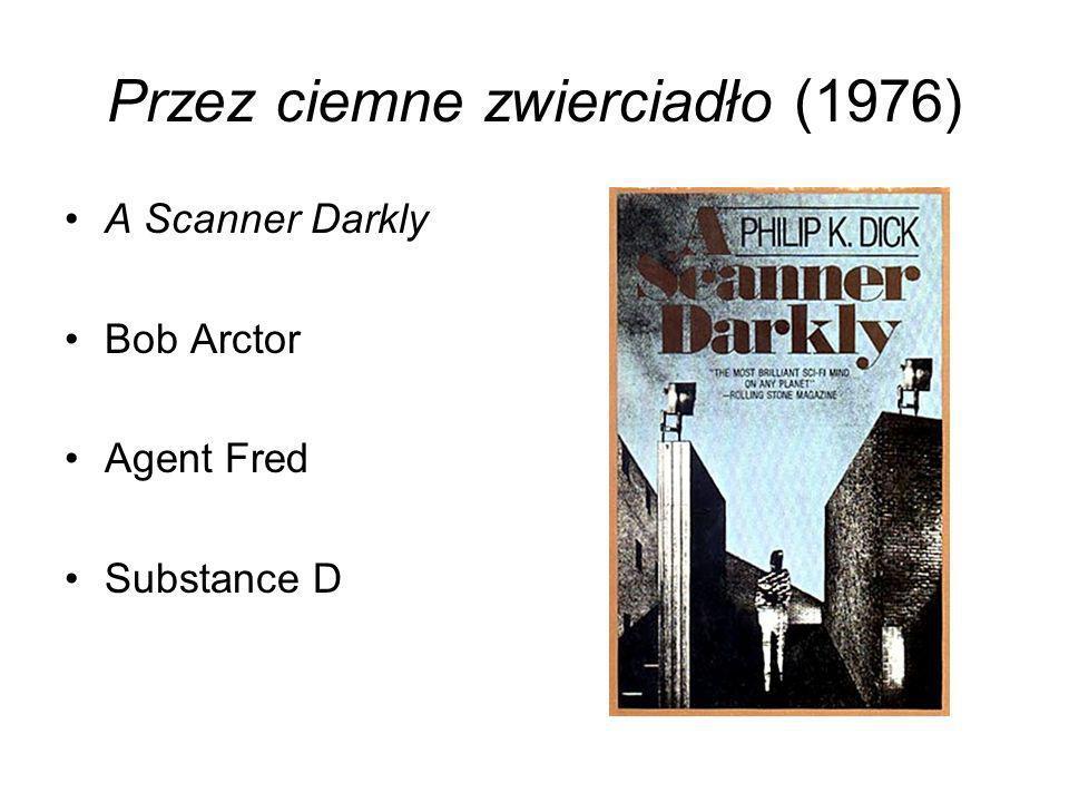 Przez ciemne zwierciadło (1976)
