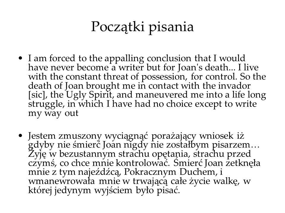 Początki pisania