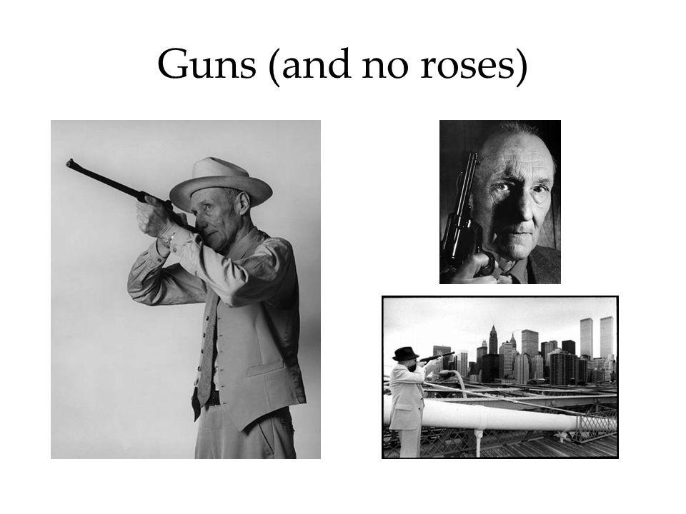 Guns (and no roses)