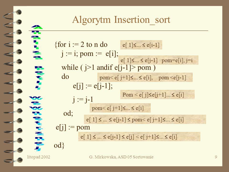 Algorytm Insertion_sort