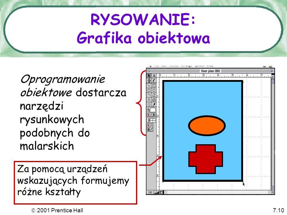 RYSOWANIE: Grafika obiektowa