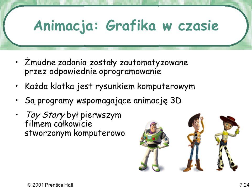 Animacja: Grafika w czasie