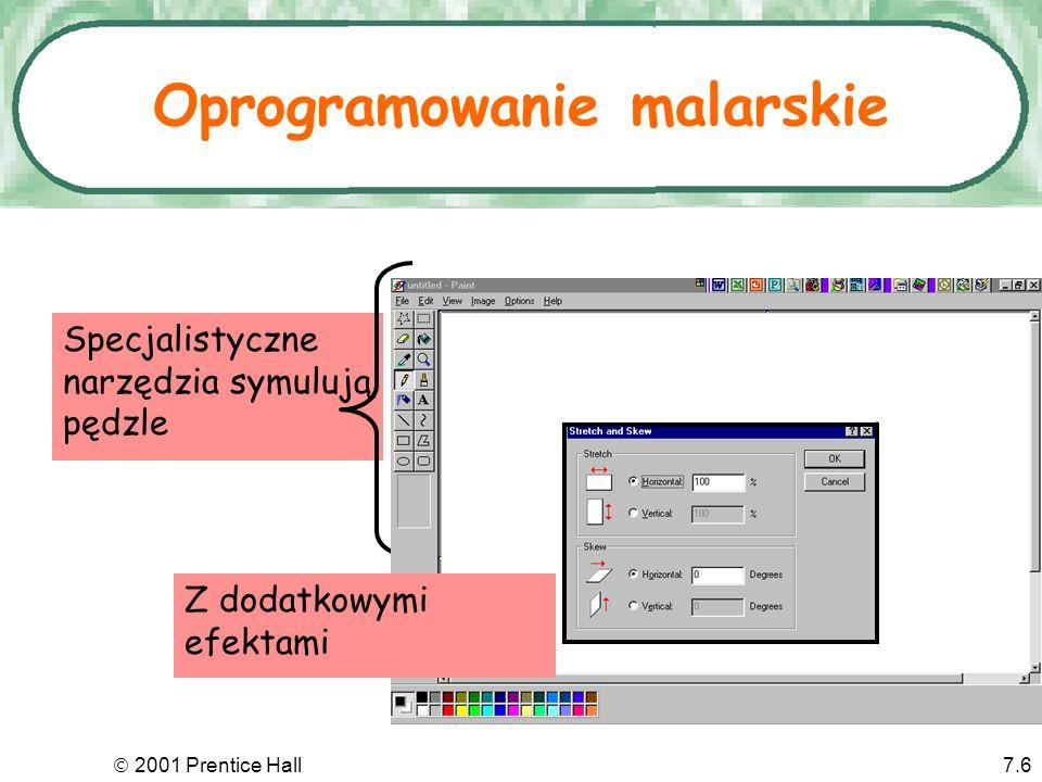 Oprogramowanie malarskie