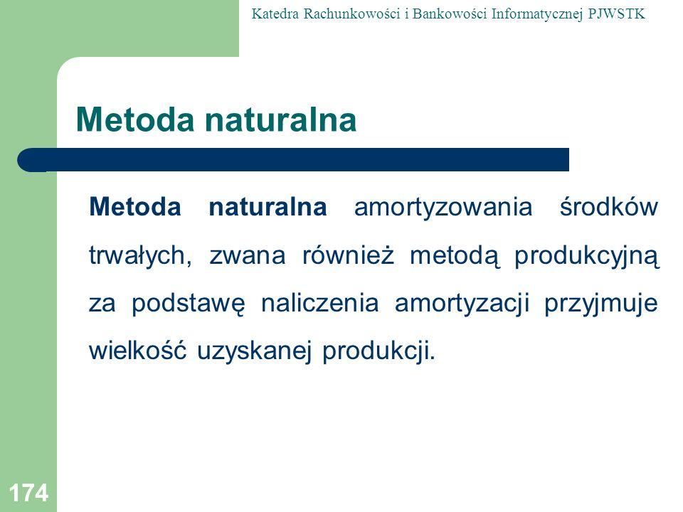 Metoda naturalna