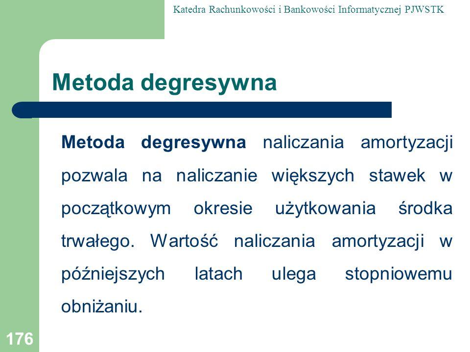 Metoda degresywna