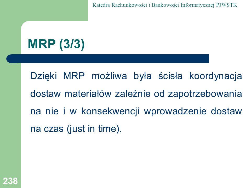 MRP (3/3)