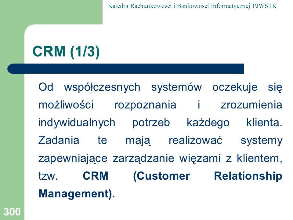CRM (1/3)