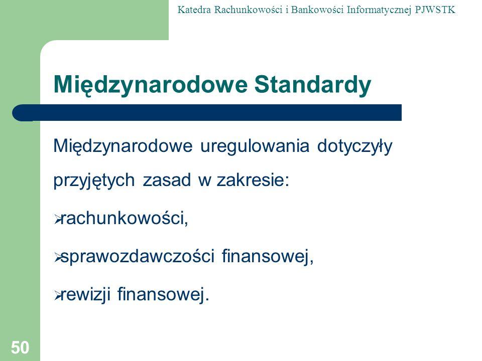 Międzynarodowe Standardy