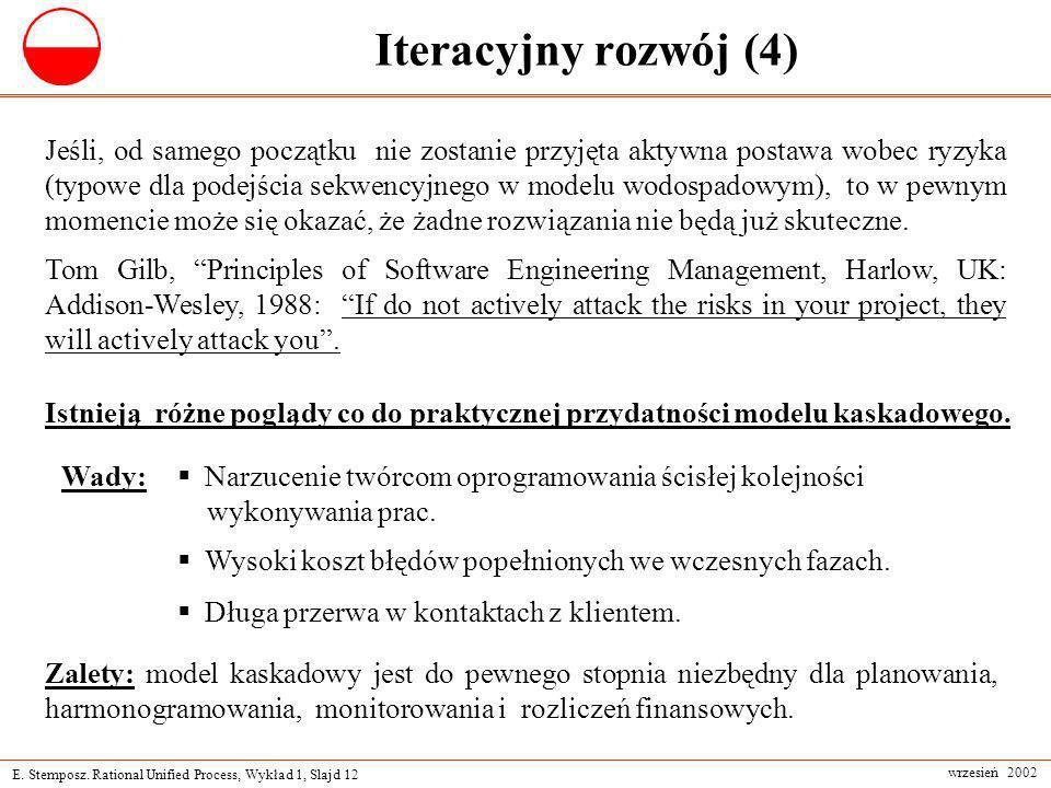 Iteracyjny rozwój (4)