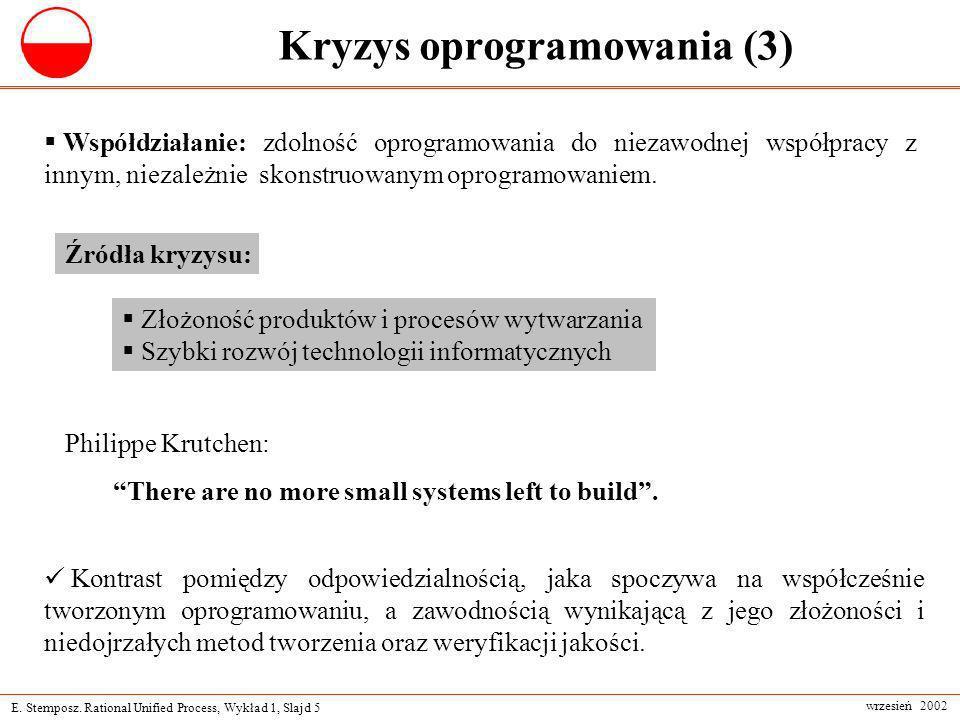 Kryzys oprogramowania (3)