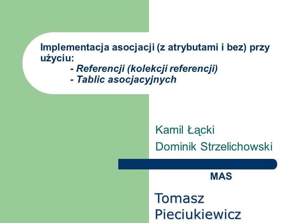 Kamil Łącki Dominik Strzelichowski