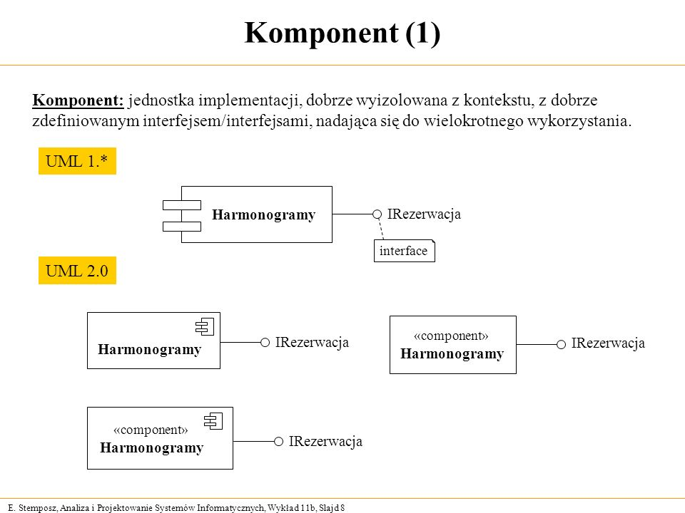 Komponent (1)