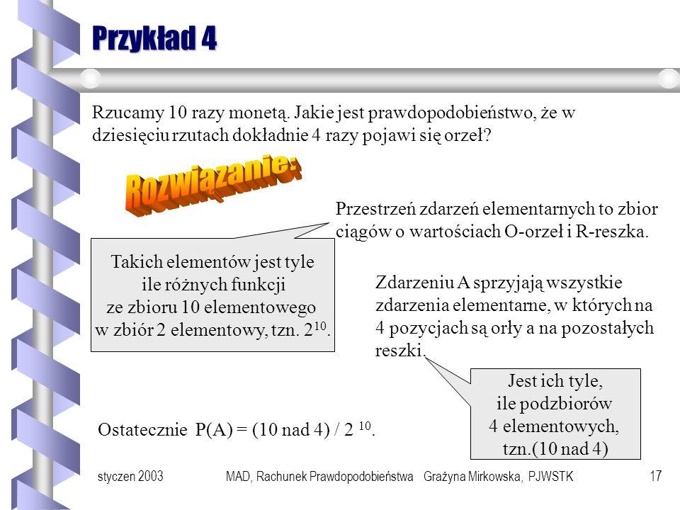 Rozwiązanie: Przykład 4
