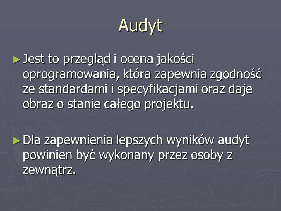 Audyt