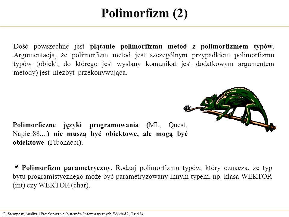 Polimorfizm (2)