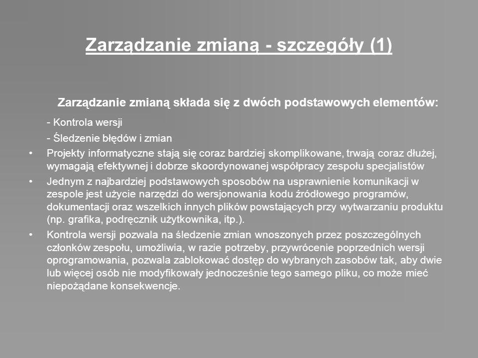 Zarządzanie zmianą - szczegóły (1)