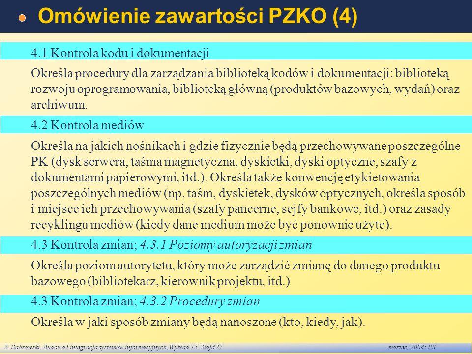 Omówienie zawartości PZKO (4)