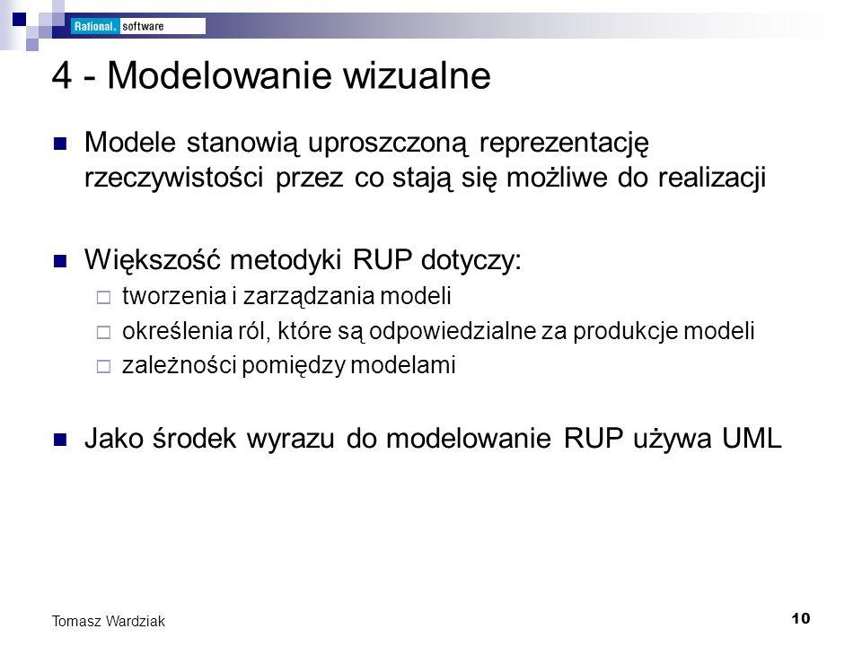 4 - Modelowanie wizualne