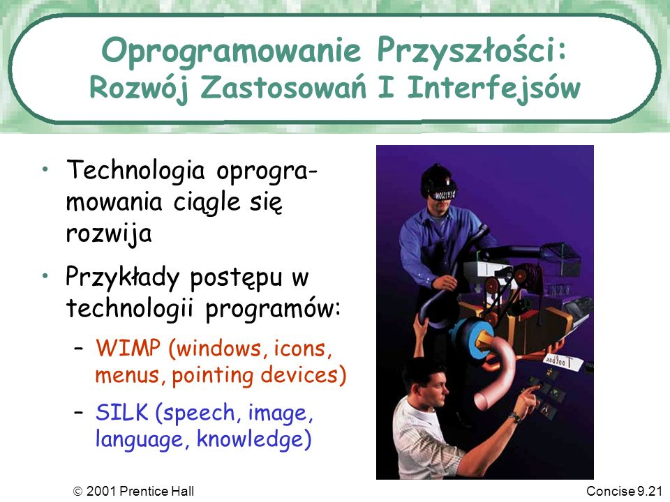 Oprogramowanie Przyszłości: Rozwój Zastosowań I Interfejsów