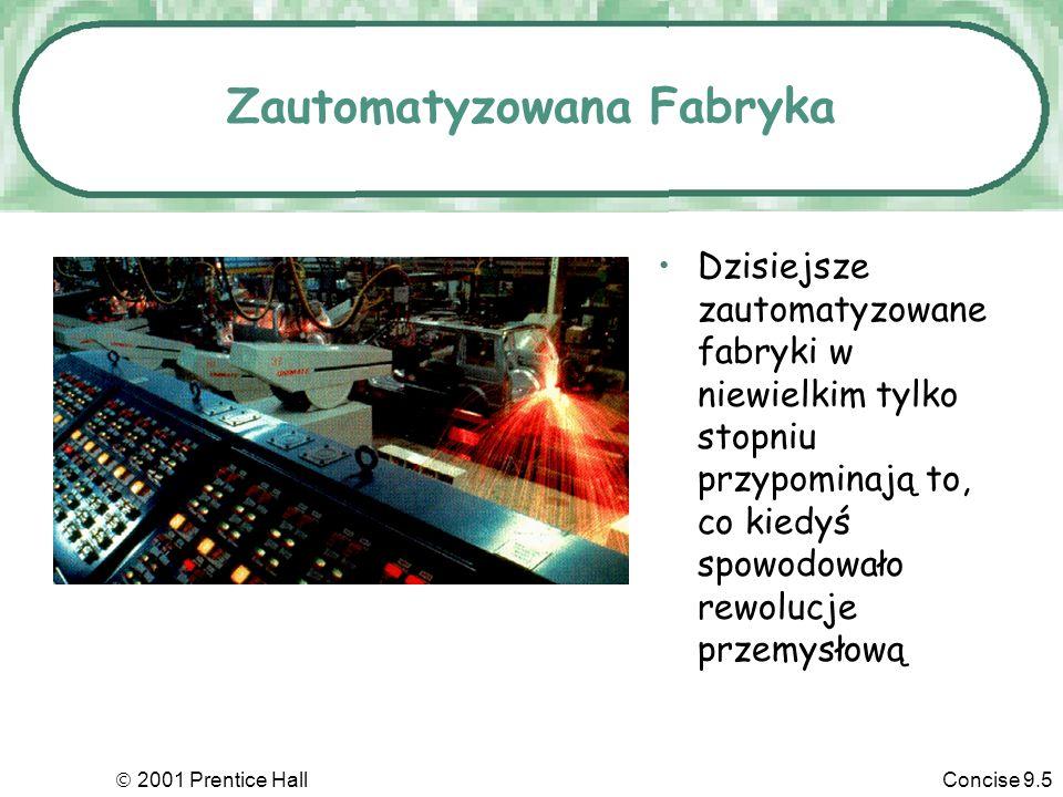 Zautomatyzowana Fabryka