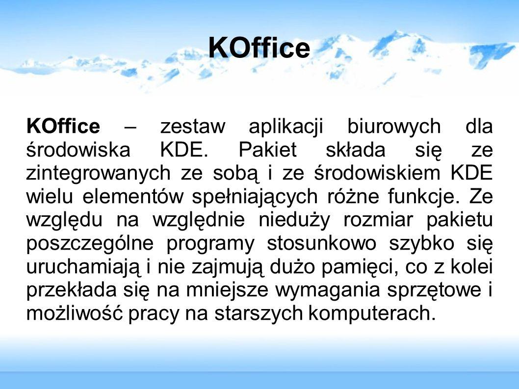 KOffice
