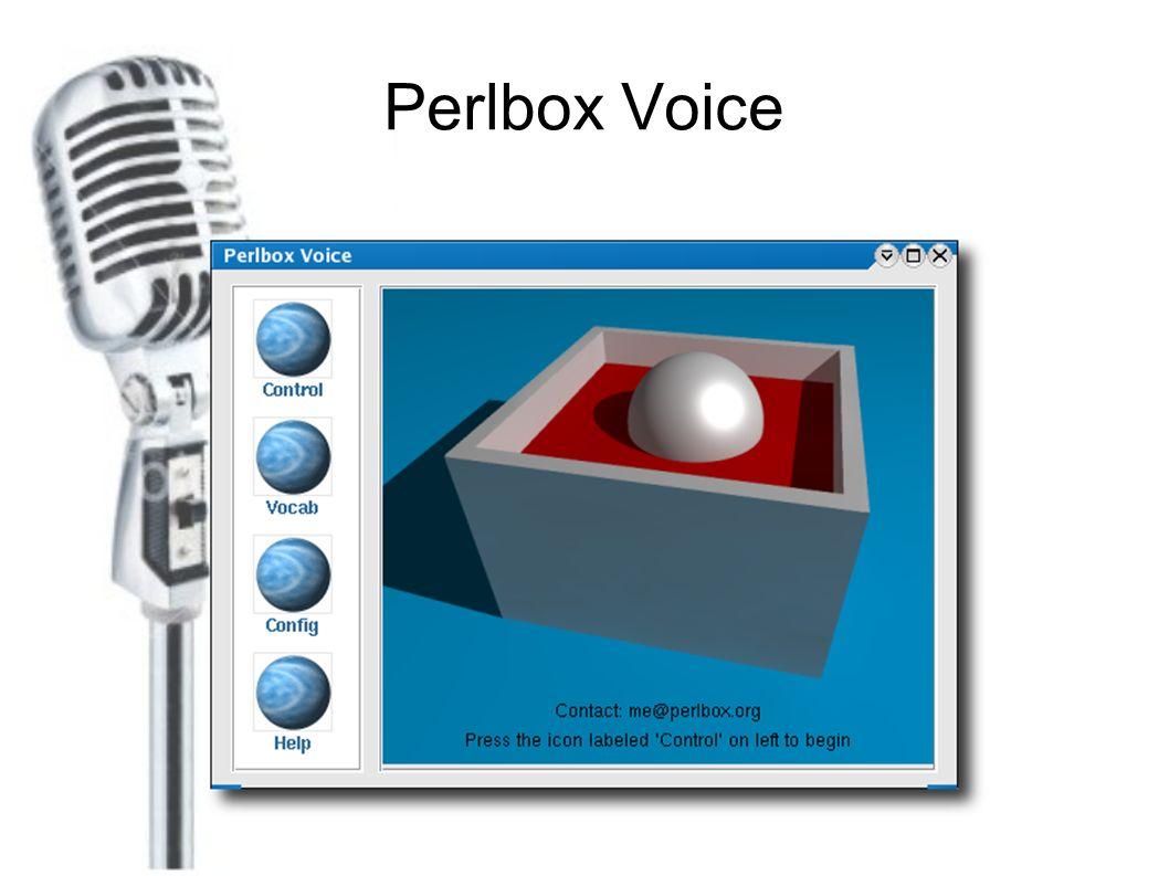 Perlbox Voice