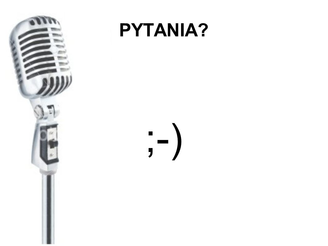 PYTANIA ;-)