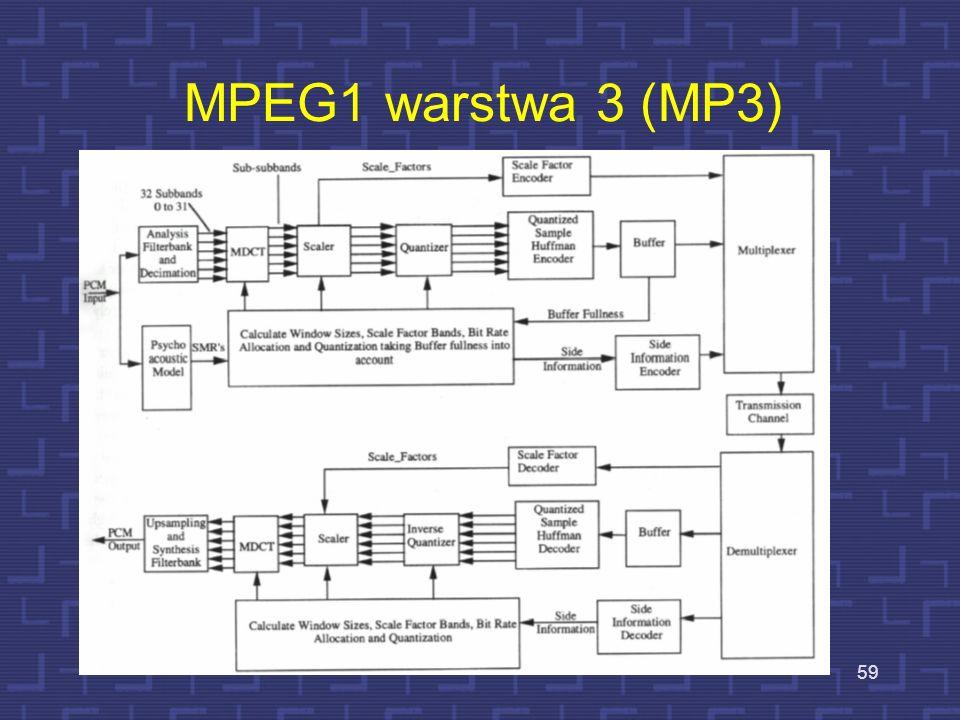 MPEG1 warstwa 3 (MP3)