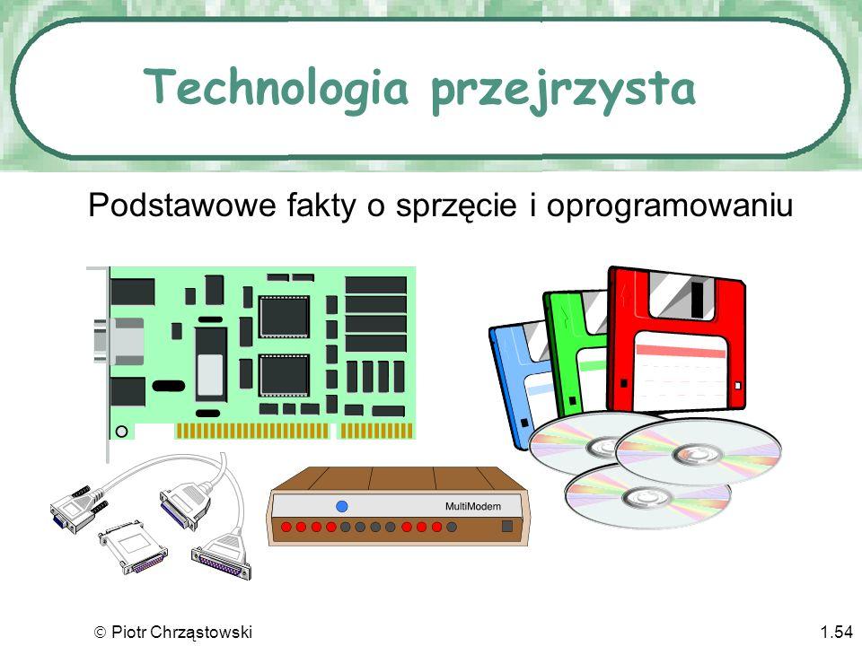 Technologia przejrzysta