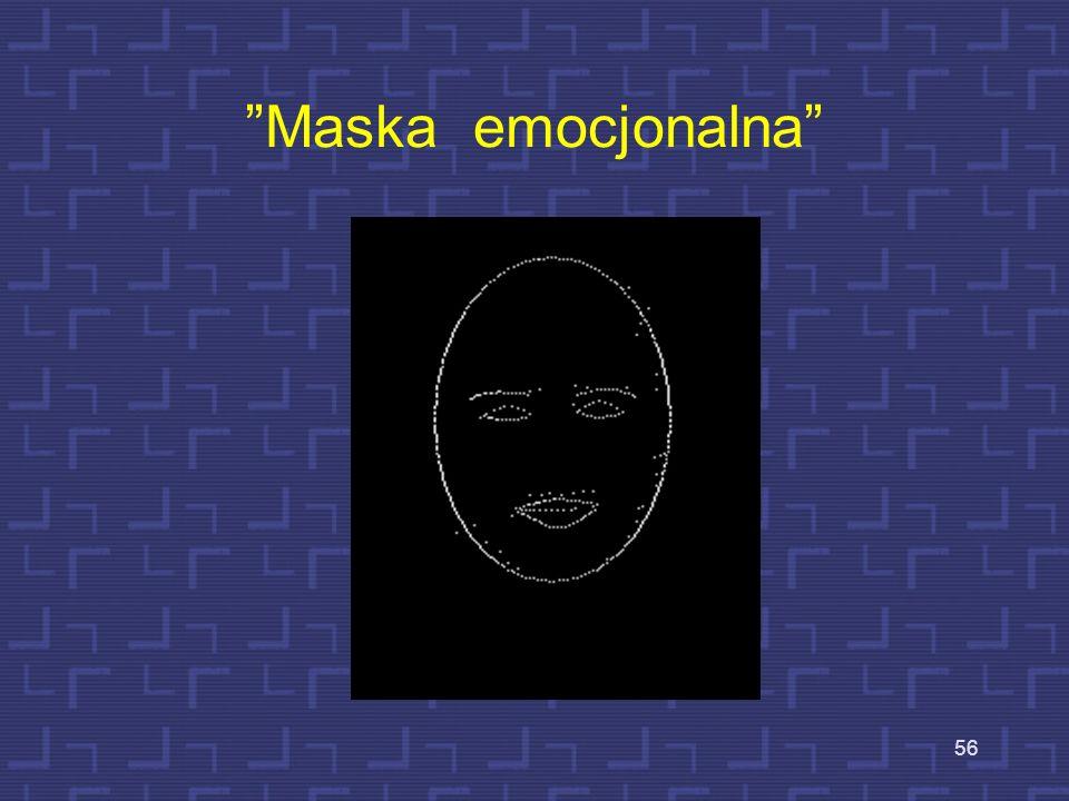 Maska emocjonalna