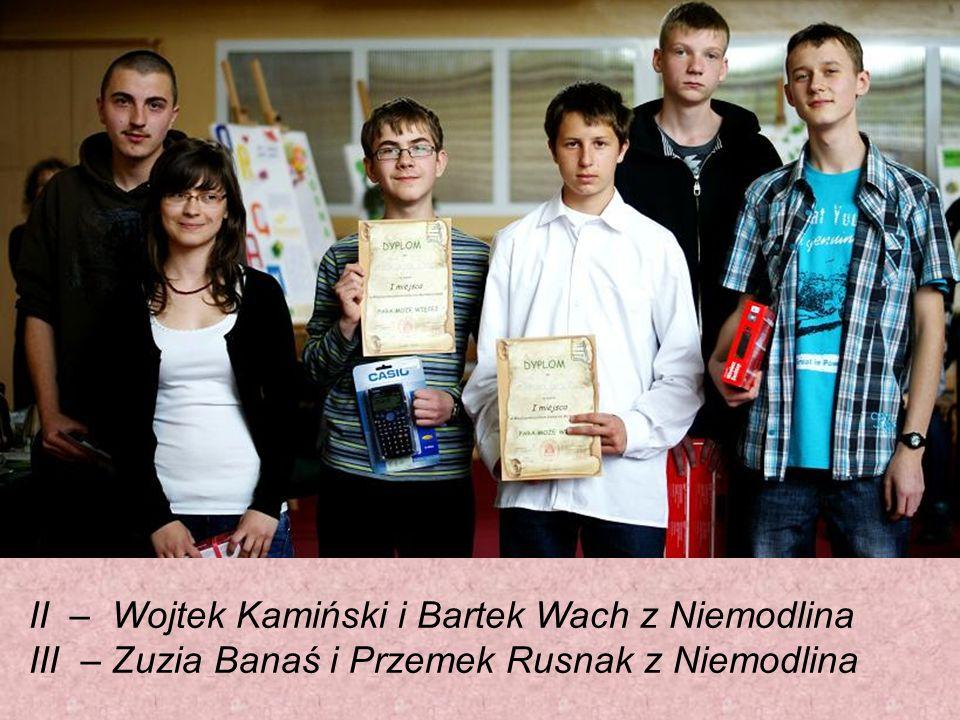 II – Wojtek Kamiński i Bartek Wach z Niemodlina