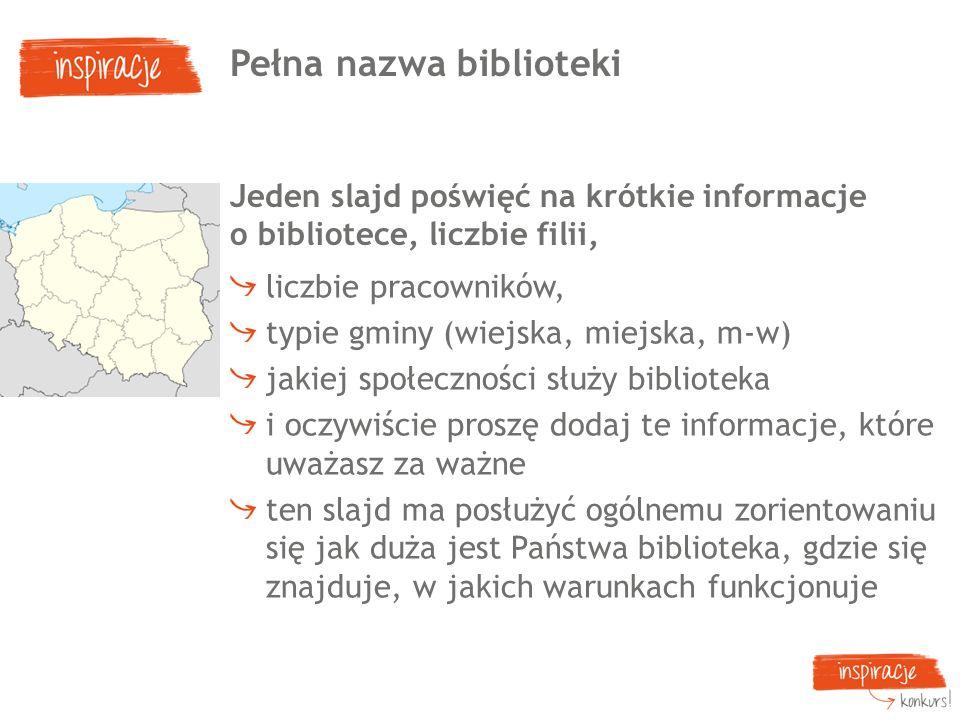 Pełna nazwa biblioteki