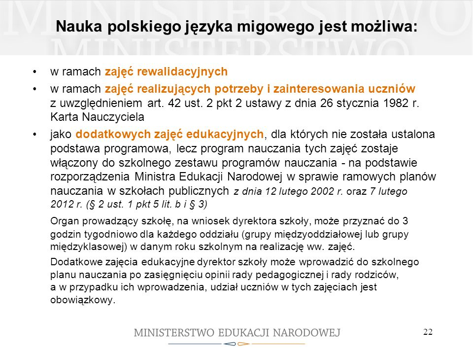 Nauka polskiego języka migowego jest możliwa: