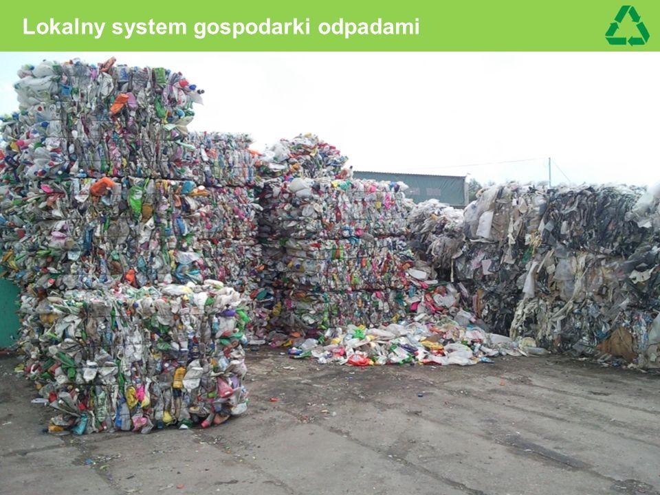 Lokalny system gospodarki odpadami
