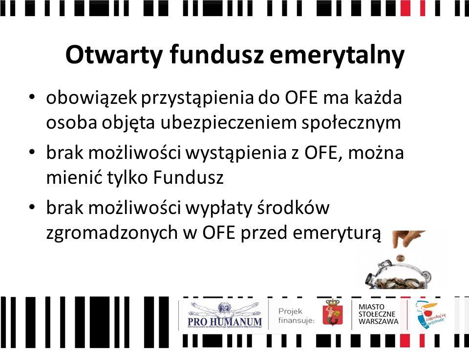 Otwarty fundusz emerytalny