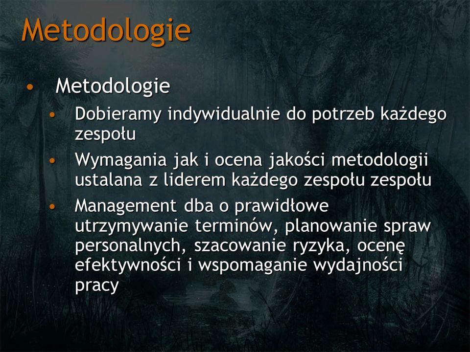 Metodologie Metodologie