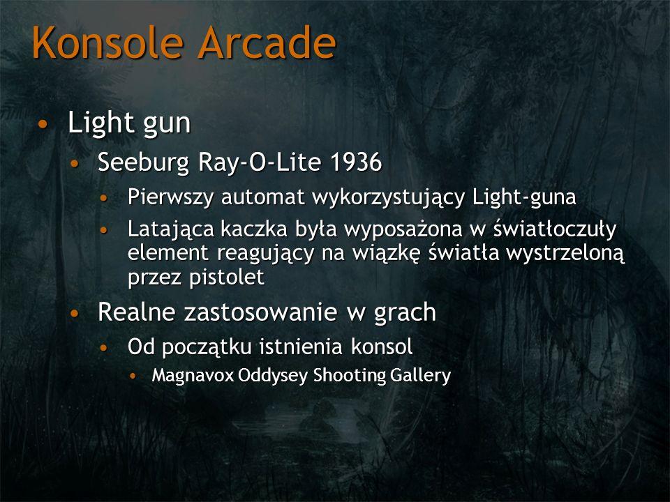 Konsole Arcade Light gun Seeburg Ray-O-Lite 1936